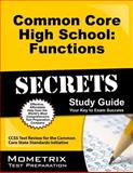 Common Core High School Functions Secrets Study Guide, CCSS Exam Secrets Test Prep Team, 1627330399