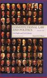 Constitutional Law and Politics : :Civil Rights and Civil Liberties, O'Brien, David M., 0393930394