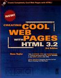 Creating Cool Web Pages with HTML 3.2, Taylor, Dave, 0764530402