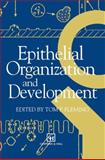Epithelial Organization and Development, , 9401050406