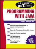Schaum's Outline of Programming with Java, John R. Hubbard, 0071420401