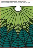 Photosynthesis Bibliography: 1971 : References No. 9088-12069/Aac-Zur, Sesták, Zdenek and Catský, J., 9061930405