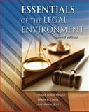 Legal Environment, Cross, Frank B. and Miller, Roger LeRoy, 0324400403