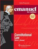 Constitutional Law Elo 2010, Emanuel, Steven, 0735590400