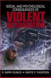 Social and Psychological Consequences of Violent Victimization 9780761910404
