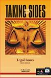 Taking Sides : Clashing Views on Controversial Legal Issues, Katsh, M. Ethan and Rose, William, 0072480408