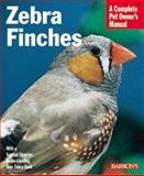Zebra Finches, Hans J. Martin, 0764110403