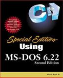 Using MS-DOS 6.22, Cooper, Jim and Wyatt, Allen L., Sr., 078972040X