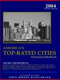 America's Top-Rated Cities 2004 2 : Western Region, , 1592370403