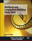 Multilevel and Longitudinal Modeling Using Stata, Second Edition, Rabe-Hesketh, Sophia and Skrondal, Anders, 1597180408