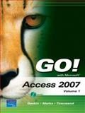 Microsoft Access 2007, Gaskin, Shelley and Marks, Suzanne, 0135130409