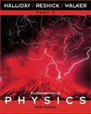 Fundamentals of Physics, Chapters 22 - 33 : Egrade Plus Stand-Alone Access, Halliday, David and Resnick, Robert, 0471360406