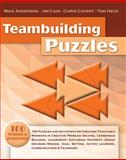 Teambuilding Puzzles, Cain, James and Anderson, Mike, 0757570402