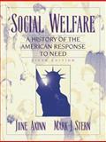 Social Welfare 9780801330407