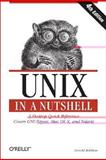 Unix in a Nutshell, Arnold Robbins, 1600330401
