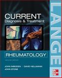 Current Diagnosis and Treatment in Rheumatology, Imboden, John B. and Stone, John H., 0071460403