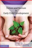 Nature and Nurture in Early Child Development, , 0521840406