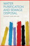 Water Purification and Sewage Disposal, Tillmans Josef 1876-1935, 1313840408