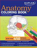 Kaplan Anatomy Coloring Book, Stephanie Mccann, 1419550403