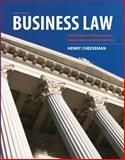 Business Law, Cheeseman, Henry R., 0132890410
