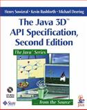 The Java 3D API Specification, Sowizral, Henry and Rushforth, Kevin, 0201710412