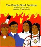 The People Shall Continue, Simon J. Ortiz, 0892390417