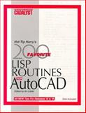 Hot Tip Harry's 200 Favorite LISP Routines for Autocad, , 0929870417