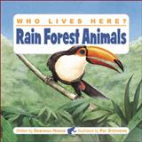 Rain Forest Animals, Deborah Hodge, 1554530415