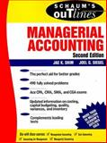 Managerial Accounting 9780070580411