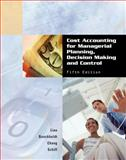 Cost Accounting for Managerial Planning, Decision Making and Control, Schiff, Andrew and Chang, Hsihui, 0759340412