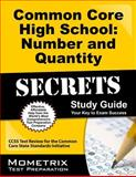 Common Core High School Number and Quantity Secrets Study Guide, CCSS Exam Secrets Test Prep Team, 1627330410