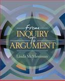 From Inquiry to Argument, McMeniman, Linda, 0205200419
