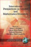 International Perspectives on Gender and Mathematics Education, Helen J. Forgasz, 1617350419