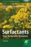 Surfactants from Renewable Resources, , 0470760419