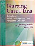 Nursing Care Plans, Marilynn E. Doenges and Mary Frances Moorhouse, 0803630417