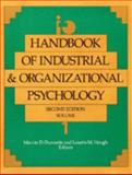 Handbook of Industrial and Organizational Psychology, , 0891060413
