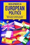 Developments in European Politics, Paul M. Heywood, 023000041X