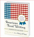 American Food Writing, Molly O'Neill, 1598530410