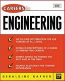 Careers in Engineering, Garner, Geraldine O., 0071390413