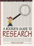 A Rookie's Guide to Research 3rd Edition