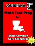 Louisiana 3rd Grade Math Test Prep, Teachers Treasures, 1482510413