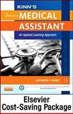 Kinn's the Administrative Medical Assistant - Text and Study Guide Package with ICD-10 Supplement : An Applied Learning Approach, Adams, Alexandra Patricia, 0323280412