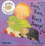 Baa Baa, Black Sheep!, Annie Kubler, 190455041X