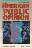 American Public Opinion 9780023340420