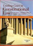 Leading Cases in Constitutional Law, a Compact Casebook for a Short Course 2008, Choper, Jesse H. and Fallon, Richard H., 0314190422