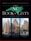 North Carolina Book of Lists : 2010 Book of Lists, , 1616420421