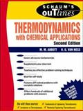Schaum's Outline of Thermodynamics with Chemical Applications, Abbott, Michael M. and Van Ness, Hendrick, 0070000425