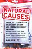 Natural Causes, Dan Hurley, 0767920422