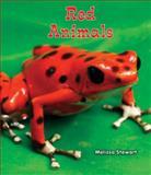 Red Animals, Melissa Stewart, 1464400423