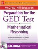 Preparation for the GED Test in Mathematical Reasoning, McGraw-Hill Education, 0071840427